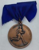 Canada: 1936 Beaches Olympic Club 75 Yds. Boys 14 Years Bronze Medal