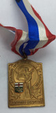 Canada: 1938 A.A.U.C. Amateur Athletic Union of Canada Ontario Branch 440 Yds. Gold Medal