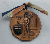 Canada: Ontario Athletic Commission Bronze Medal