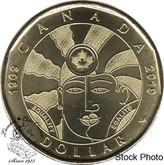 Canada: 2019 $1  Equality Loonie BU