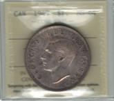 Canada: 1949 $1 ICCS MS64 Toned