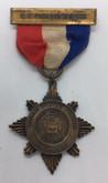 United States: 1917 - 1918 Leominster Massachussettes Medal