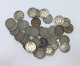 United States: Liberty 5 Cent Pieces Lot (37 Pieces)