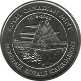 Canada: 1999 Test Token Medallion PL
