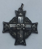 Canadian WWII Memorial Cross To PTE. Allan MacDonald, Military Medal Recipient