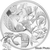 Canada: 2013 $20 Contemporary Art Silver Coin