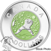 Canada: 2013 $5 Ice Fishing Father Pure Silver Coin