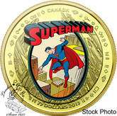 Canada: 2013 $75 Superman™: The Early Years 14k Gold Coin