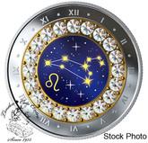 Canada: 2019 $5 Zodiac Series: Leo Pure Silver Coin