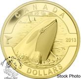 Canada: 2013 $5 Orca O Canada Series Gold Coin