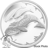 Canada: 2013 $3 Life in the North 1/4 oz Pure Silver Coin
