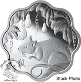 Canada: 2020 $15 Year of the Rat Lunar Lotus Pure Silver Coin