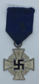 Germany: Faithful Service Cross 3rd Class Lot#2