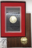 United States: 1974 Eisenhower Proof Silver Dollar Coin