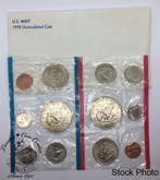 United States: 1978 Mint Coin Set