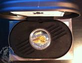 Canada: 2003 $20 C.N.R. FA-1 Diesel Electric Locomotive Silver Coin