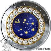Canada: 2019 $5 Zodiac Series: Libra Pure Silver Coin