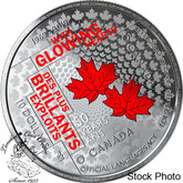 Canada: 2019 $10 50th Anniversary of The Official Languages Act Pure Silver Coin