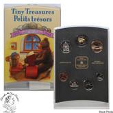 Canada: 2000 Tiny Treasures Baby Gift Coin Set