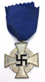 Germany: Faithful Service Cross 3rd Class Lot#3