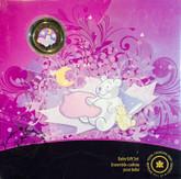 Canada: 2009 Baby Gift Coin Set - Teddy Bear & Blanket