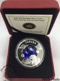 Canada: 2009 $30 International Year of Astronomy Sterling Silver Coin