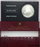 Canada: 2007 $30 Canadian National Vimy Memorial Sterling Silver Coin