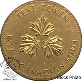 Canada: 1994-1995 $2 Test Token