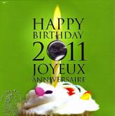 Canada: 2011 Birthday Gift Coin Set - Four Balloons