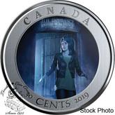 Canada: 2019 50-Cent Spooky Canada: HI Ottawa Jail Hostel Coin