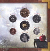 Canada: 2004 P Congratulations Coin Set
