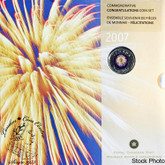 Canada: 2007 Congratulations Coin Set - Fireworks