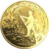 Canada:  Sudbury Ontario Token Science North