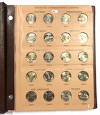 United States: 1999 - 2008 Statehood Washington Commemorative Quarter Collection