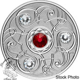 Canada: 2020 $5 January Birthstone Pure Silver Coin