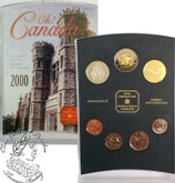 Canada: 2000 OH! Canada Coin Set