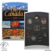 Canada: 2001 OH! Canada P Coin Set
