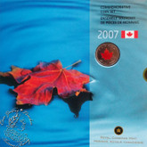Canada: 2007 OH! Canada - Maple Leaf Coin Gift Set