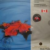 Canada: 2008 OH! Canada - Canadian Flag Coin Set