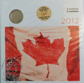 Canada: 2012 OH! Canada - Multiple Maple Leaf Design Coin Set