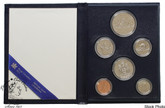 Canada: 1983 Specimen Coin Set