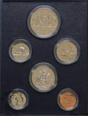 Canada: 1984 Specimen Coin Set