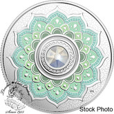 Canada: 2018 $5 October Birthstone Pure Silver Coin
