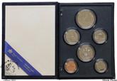 Canada: 1986 Specimen Coin Set