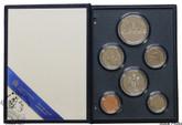 Canada: 1987 Specimen Coin Set