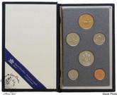 Canada: 1988 Specimen Coin Set