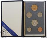 Canada: 1989 Specimen Coin Set