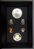 United States: 1984 Prestige Coin Set