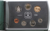 Canada: 2002P Family of Loons Dollar Specimen Coin Set