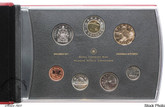 Canada: 2005P Tufted Puffin Specimen Coin Set